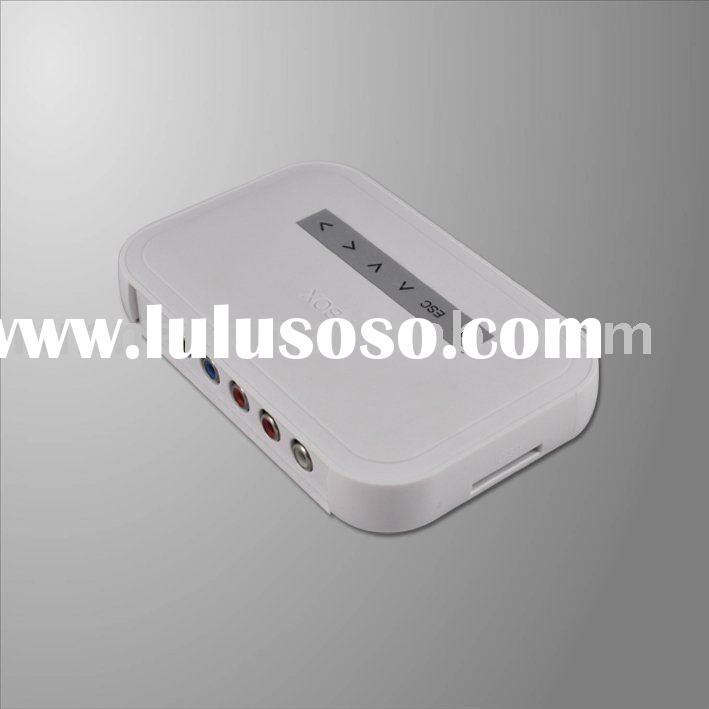 TV box movie player, MKV FLV AVI RM RMVB and format, connected to tv to play