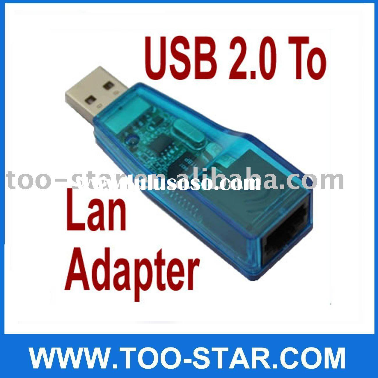 USB Ethernet LAN Card 10/100 Mbps Fast Ethernet Adapter, Network Adapter, USB Lan Card