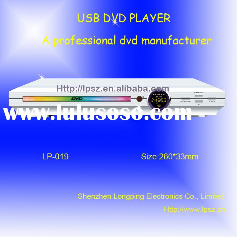 USB dvd player LP-019 (NEW !!!)home dvd player,divx player