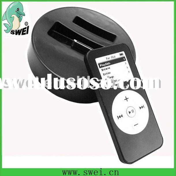 Universal Charging and Docking Station for iPhone&iPod Accessories