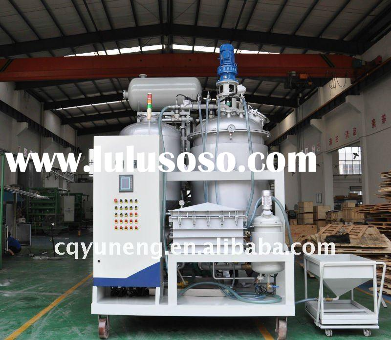 Used Car Oil Recycling /Used Motor Oil Recycling/ Diesel Oil Recycling Machine