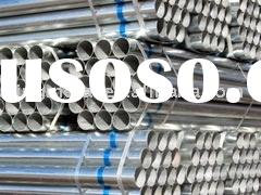 Welded BS 1387 Galvanized Steel Pipe