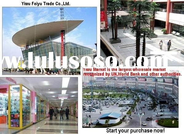 Wholesale goods in stock? Come to purchase in Yiwu market now!