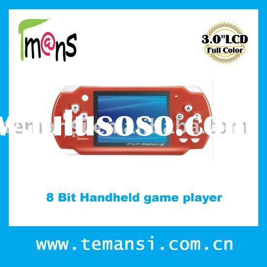 Wholesale price and High quality pvp games player 3.0-Inch Wide screen Portable ,video games