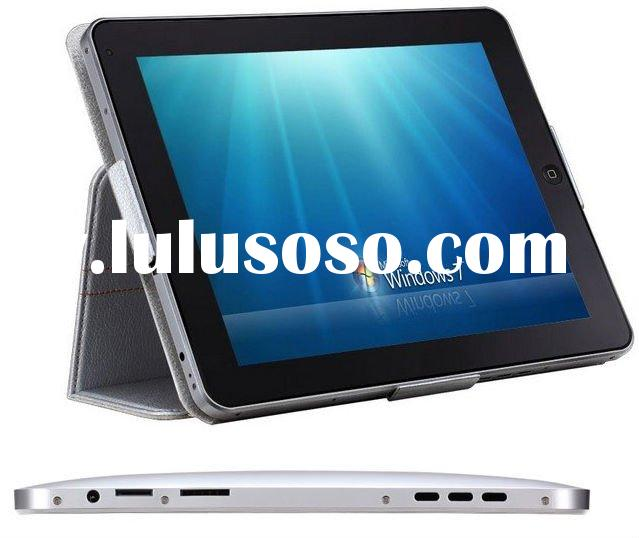 Windows 7 9.7 inch tablet pc with two-point touch screen