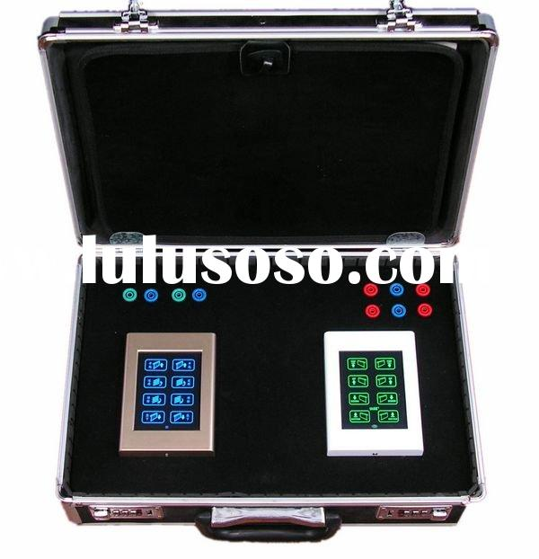 Wireless Touch Screen Lighting and Curtain Control Wall Switch
