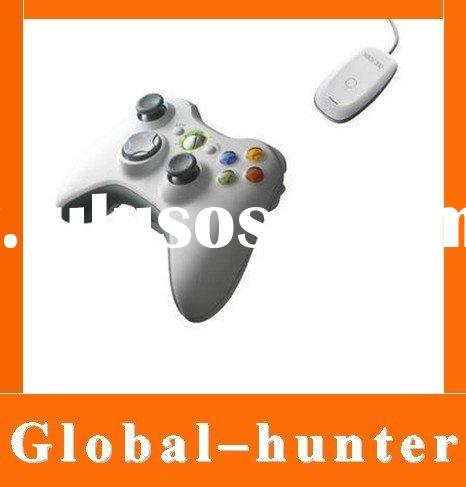 Wireless controller with PC receiver use for Xbox 360