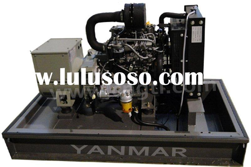 Yanmar engine diesel generator with CE and ISO