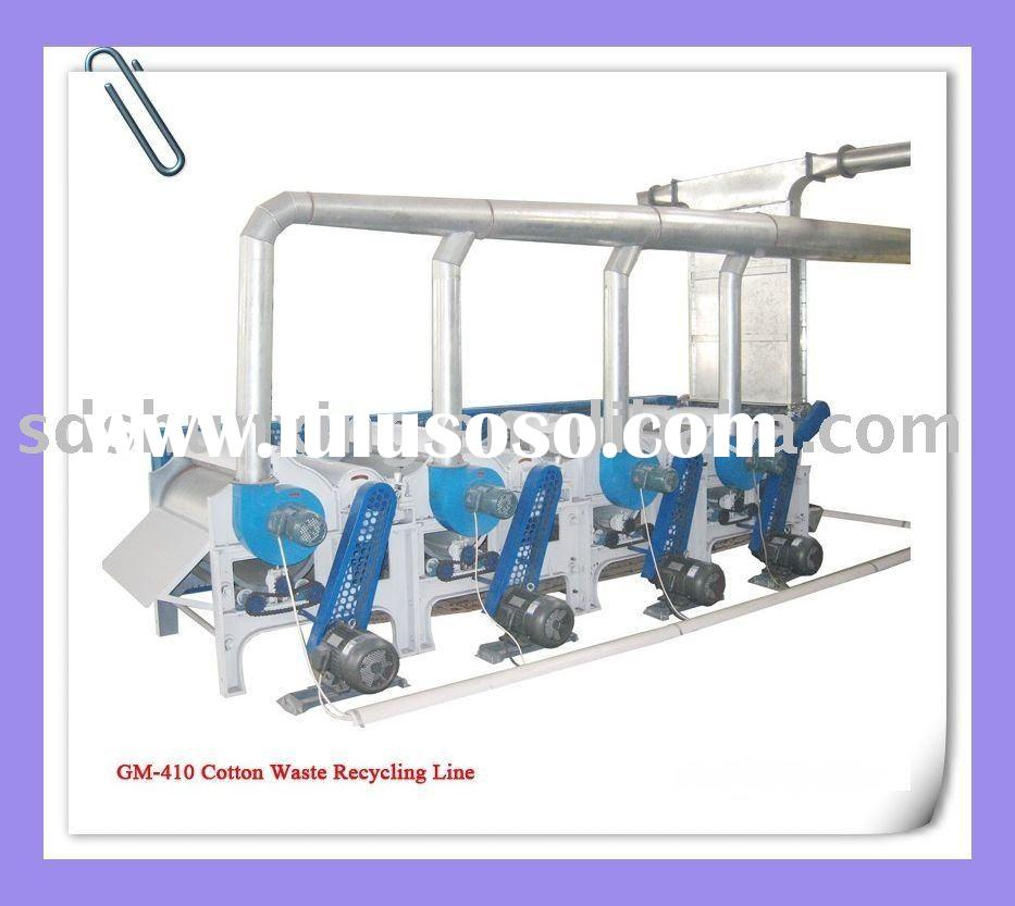 Yarn waste / Cotton Waste /cotton machine
