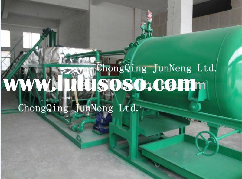 ZSC waste engine oil recycling machine