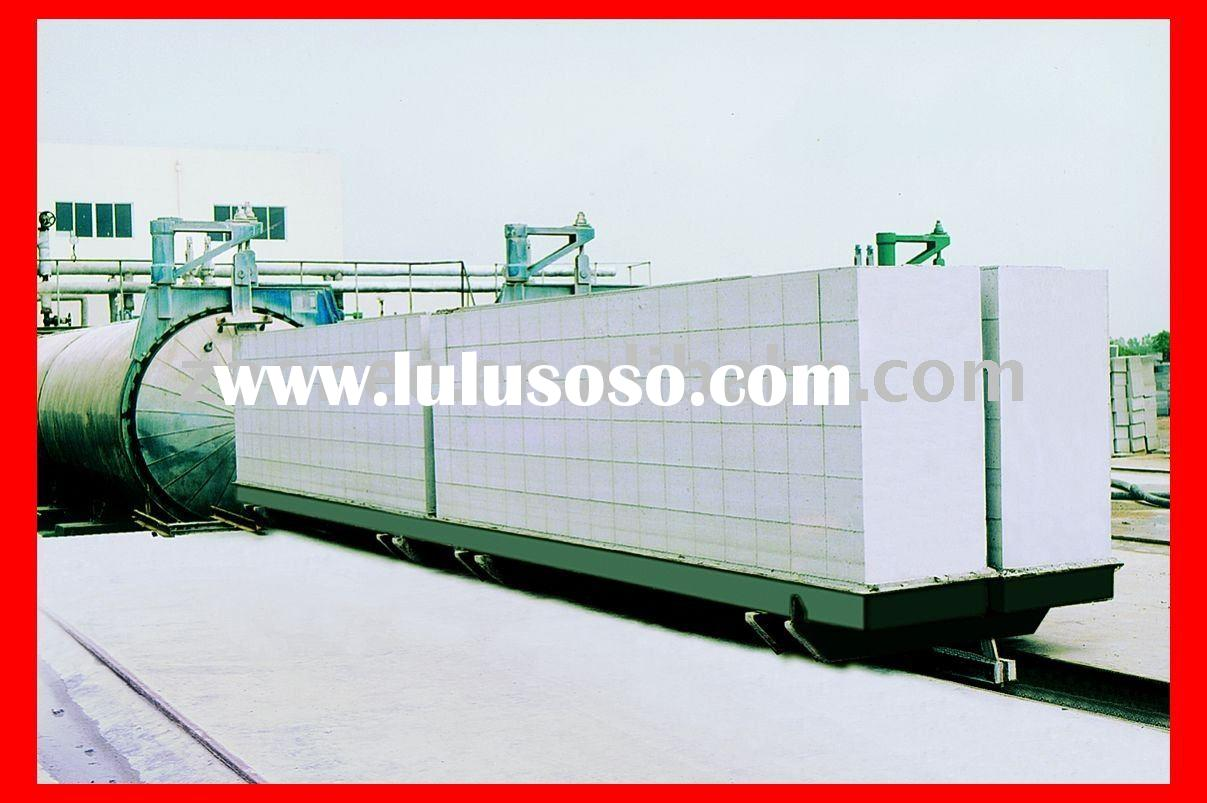 (AAC plant) Aerated Concrete Block/ Panel Production Line