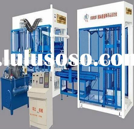 (T)Q8-15A concrete block making machine