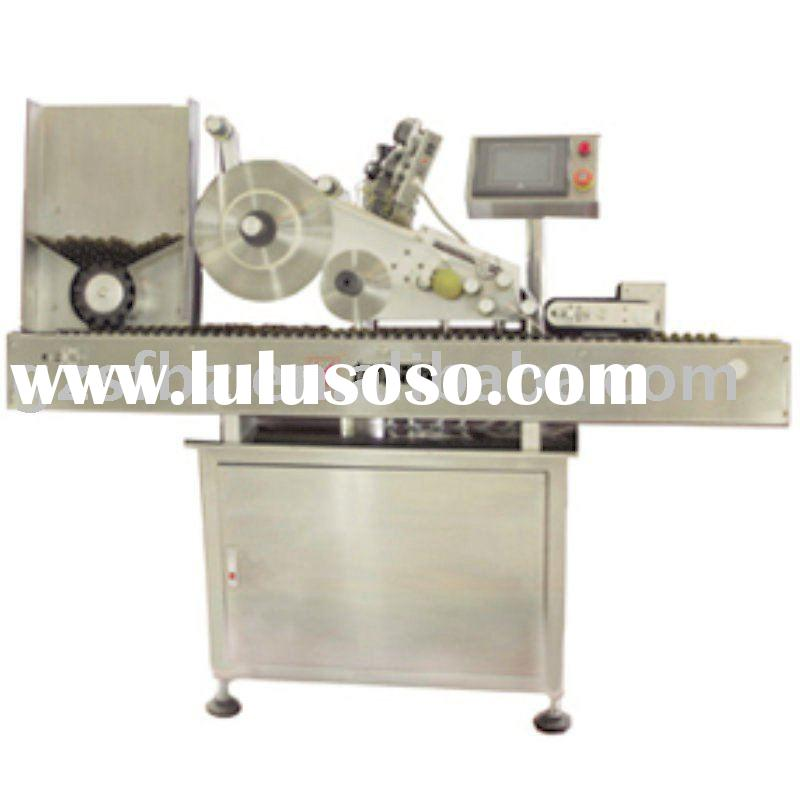 automatic round bottle/vial labeling machine