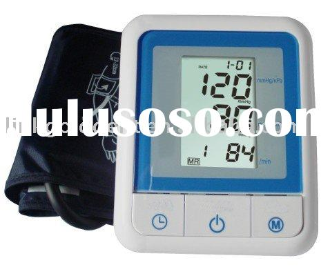 digital arm type blood pressure meter