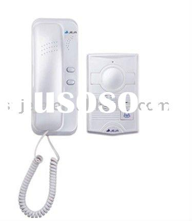 durable design audio doorphone intercom system
