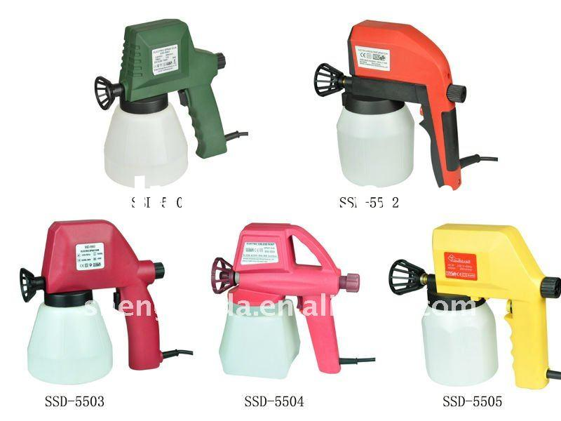 Portable Electric Airless Paint Sprayer Diaphragm Pump