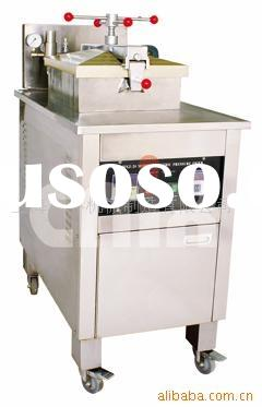 electric pressure fryer with Oil Pump(CE,manufacturer)
