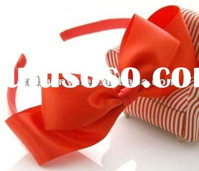 fashion plastic hair bands for kids