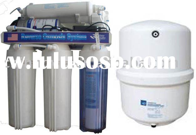 five stage Reverse osmosis water filter
