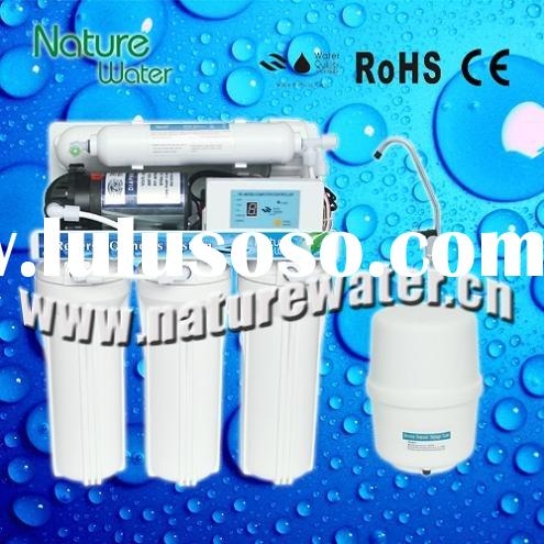 five stage reverse osmosis water purifier
