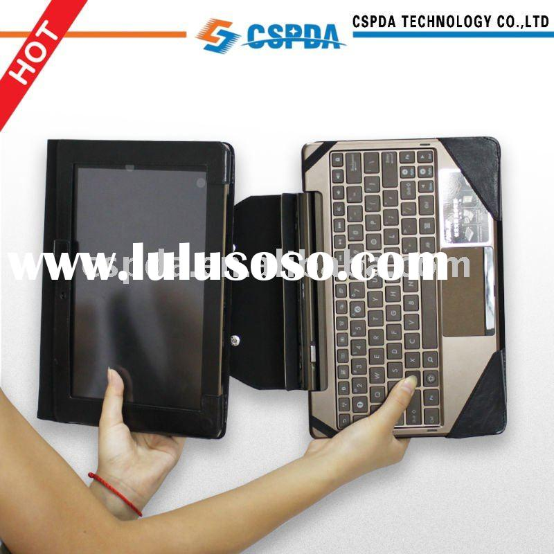 for ASUS Eee Pad TF101 tablet and keyboard leather case