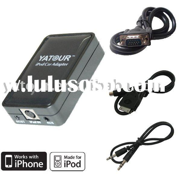 for ipod Car Adapter for BMW E46 E39 X3 X5 Z4 factory radio