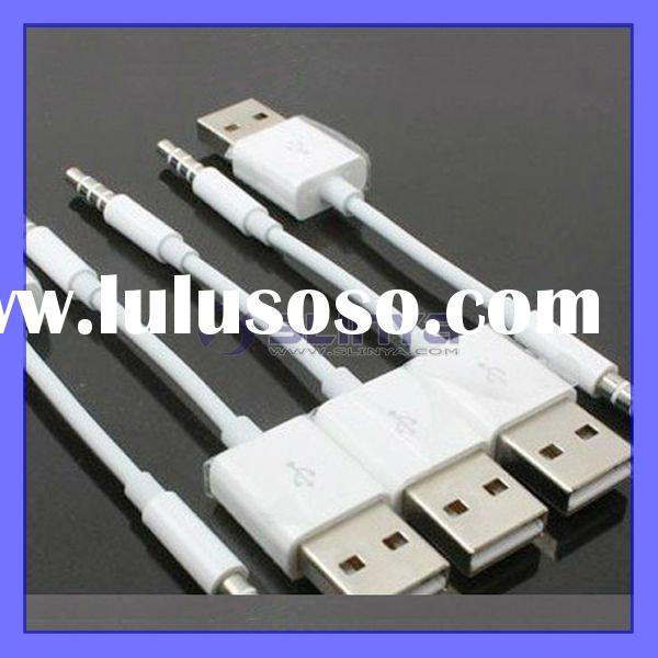 for ipod shuffle data cable charge sync 3 5 gen