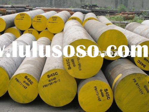 forged steel round bar S45C ISO9001:2008