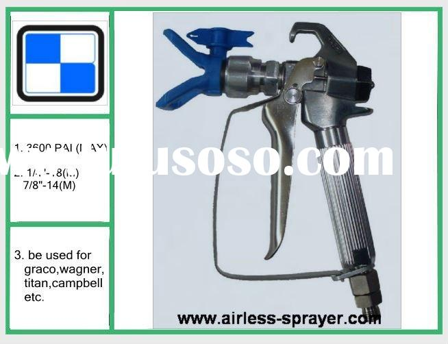graco airless paint sprayer parts