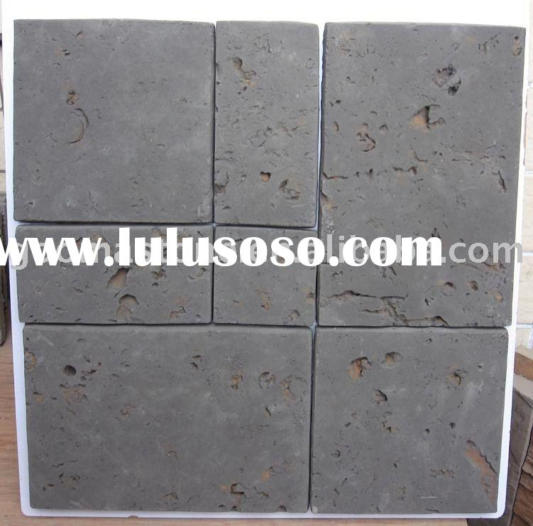 grey artificial coral stone for wall decoration