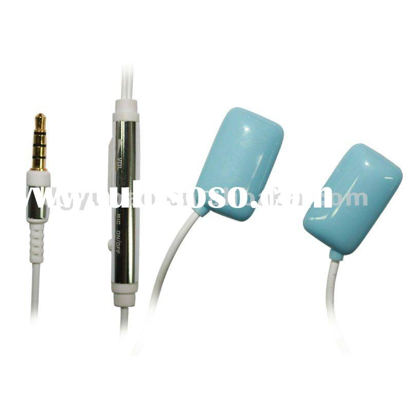 high sound handsfree earphone for iphone/nokia/samsung