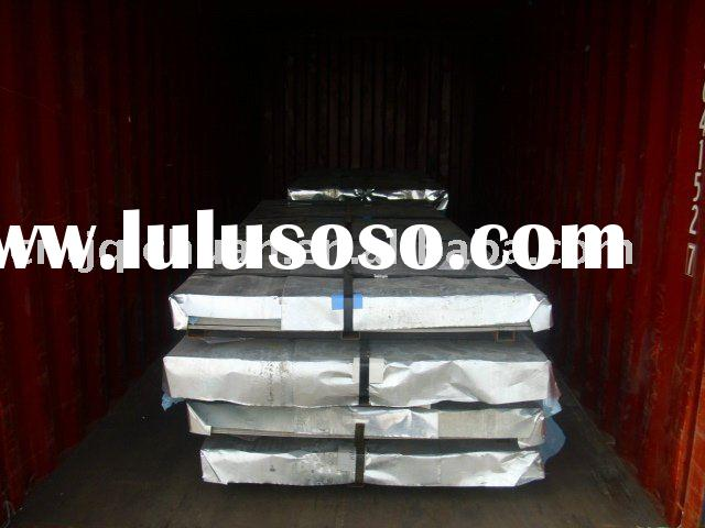 hot dipped galvanized sheet/steel plate SGCC