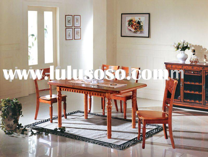 kitchen table/wooden table/dining table