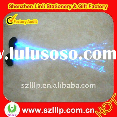 light up led flashing hair accessories