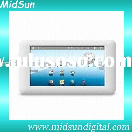 linux netbook tablet pc mid epad umpc capacitance touch screen built in 3G and GPS android 2.2 sim c