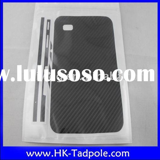 mobile phone accessory for samsung Galaxy Tab P1000 carbon protective case