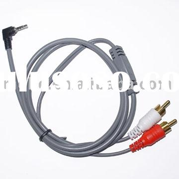 phone cable, mobile phone audio cables, cellphone audio cables