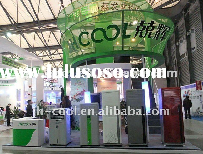 positive pressure greenhouse cooling system(energy-saving cooling for Green house or glasshouse)