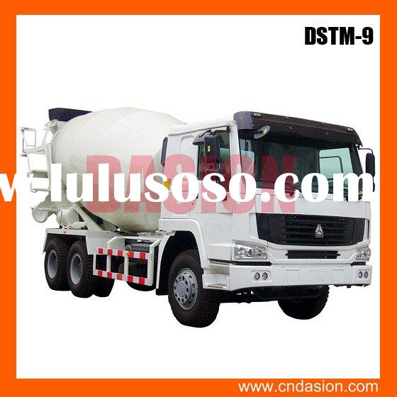 professional supplier of DSTM-9 Concrete Mixer Truck Price