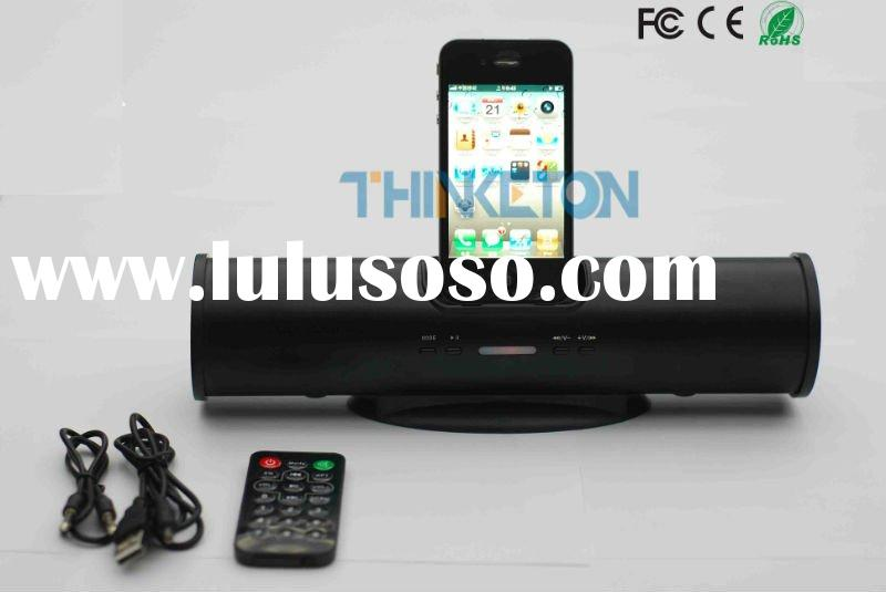 protable mini dock station for iphone laptop speaker