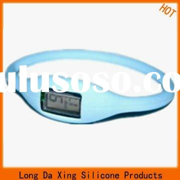 silicone sports watches