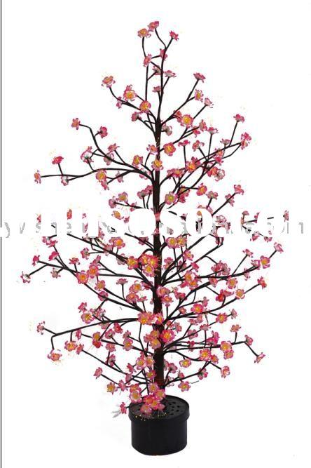 silk bouquet,christmas flower ,artificial flower ,fiber optic xmas tree ,flower centerpiece