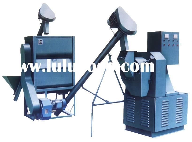 small Animal Feed Processing machine set