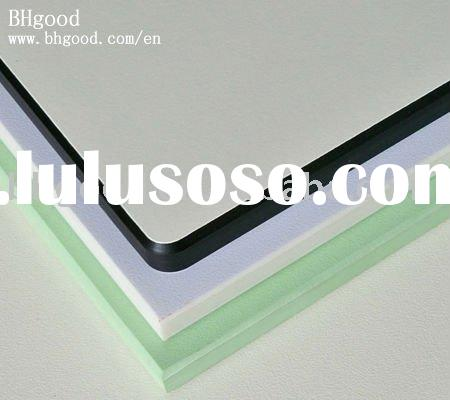 solid core phenolic compact laminate