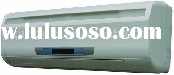 split type air conditioning with LED display