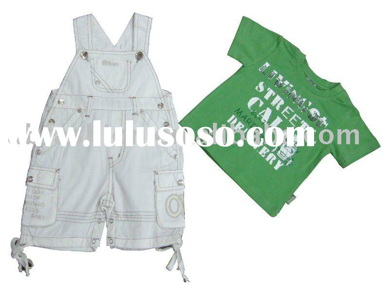 summer wholesale baby clothes.