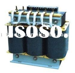 three phase dry type transformer 220v to 380v