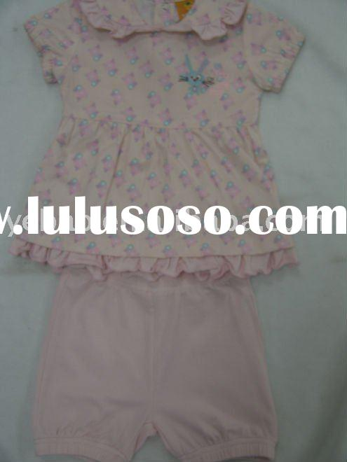 wholesale baby clothing for summer