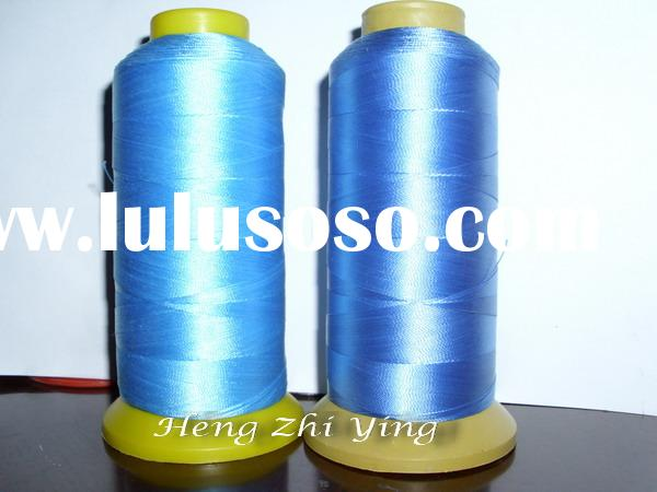 100% polyester sewing thread wholesale