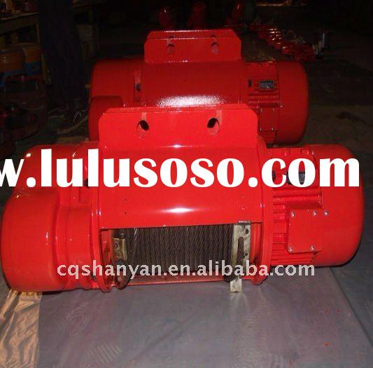 10T CD1 Wire Rope Electric Hoist